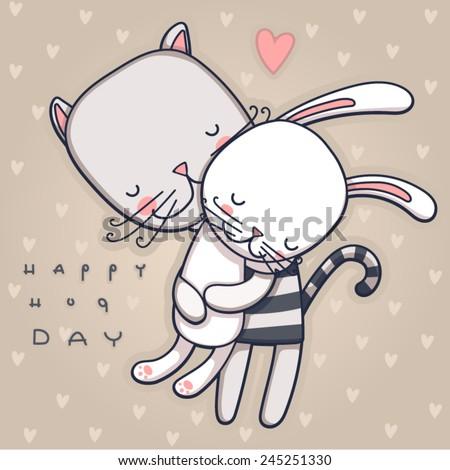 happy hugs day