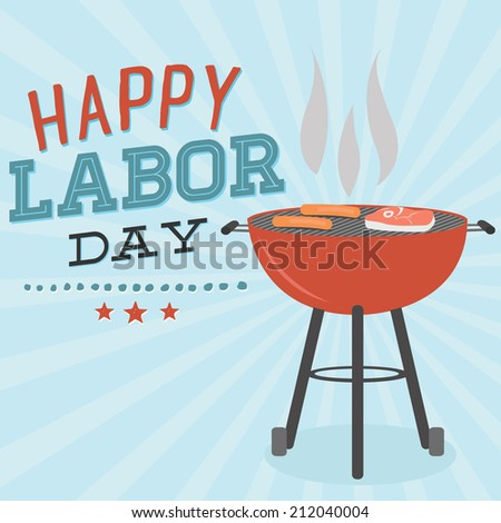 Passionhd labor day bbq outdoor pounding