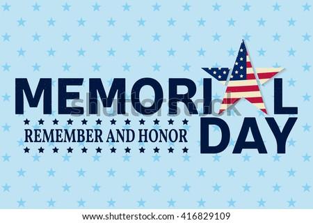 happy memorial day greeting