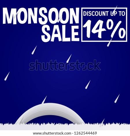 happy monsoon or rainy season