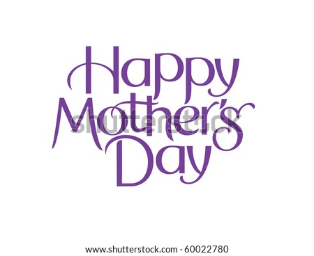 Happy Mother\'s Day Vector