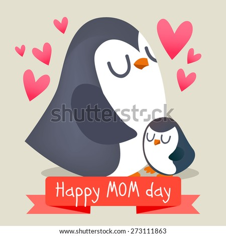 happy mothers day with chicken