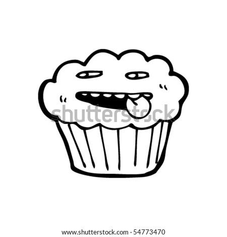 birthday cupcakes cartoon. HAPPY BIRTHDAY CUPCAKE CARTOON