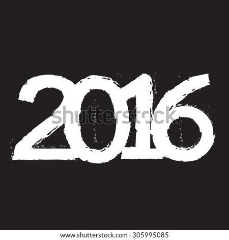 Happy new 2016 year #305995085