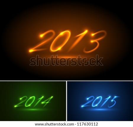 happy new year design