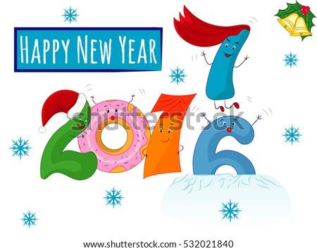 happy new year  funny 2017