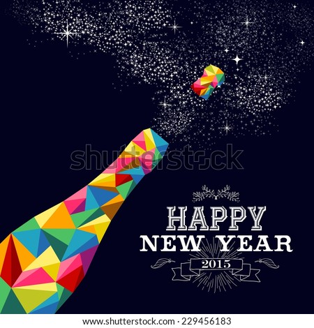 happy new year 2015 greeting