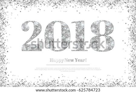 Happy new year menu design - Download Free Vector Art, Stock ...