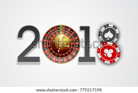 happy new year 2018 roulette