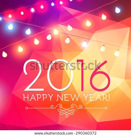 happy new 2016 year seasons