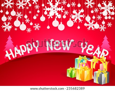 happy news year wallpaper background #235682389
