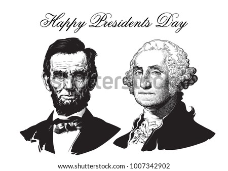 happy presidents day. abraham...