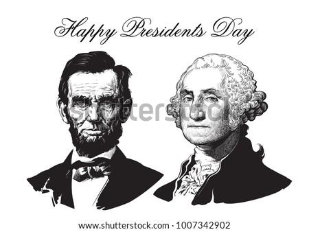 happy presidents day. abraham...