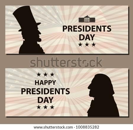 happy presidents day vintage...