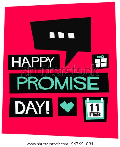 happy promise day 11 february