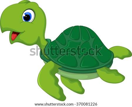 cartoon turtle character download free vector art stock graphics