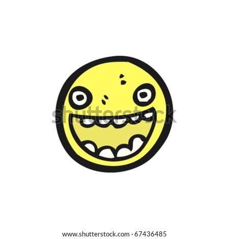 cartoon happy face pictures. happy smiley face cartoon