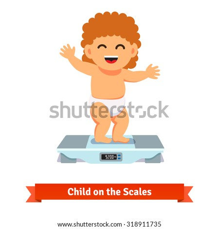happy smiling baby toddler in