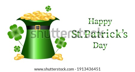 happy st patrick's day on