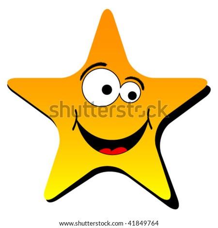 happy star clip art - photo #23