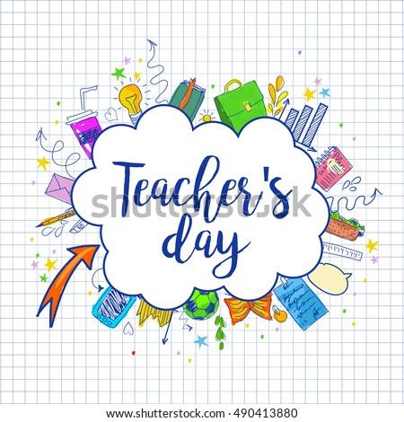 Cool congratulations on Teachers Day
