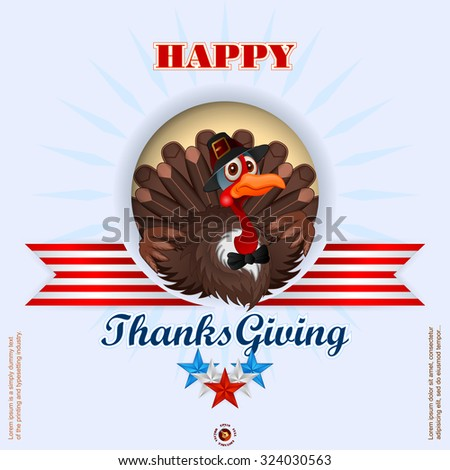 happy thanksgiving  message and