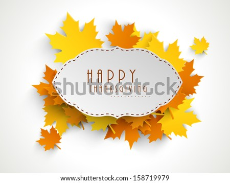 happy thanksgiving sticker  tag