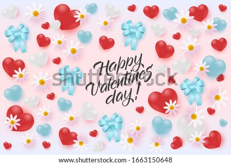 happy valentine day greeting