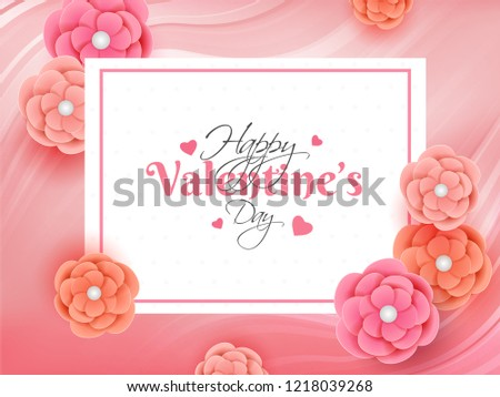 happy valentine day greeting