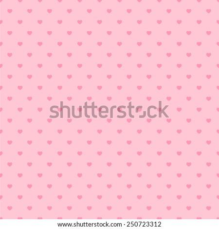 happy valentine pink background