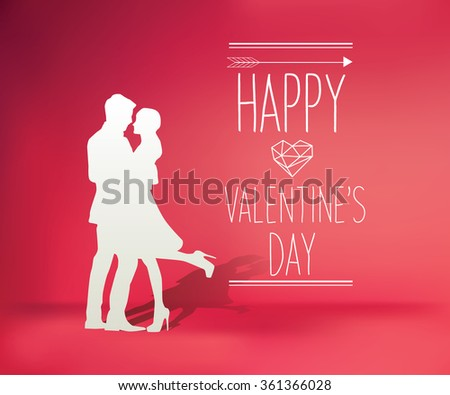 Happy Valentine's Day #361366028