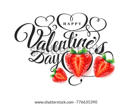 Happy Valentine S Day Beautiful Poster Design Download Free Vector