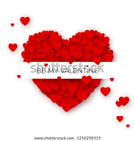 stock-vector-happy-valentine-s-day-greeting-card-cover-template-heart-frame-with-label-holiday-decoration