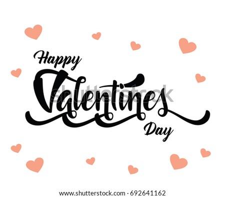 Happy Valentines Day #692641162