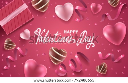 happy valentines day holiday
