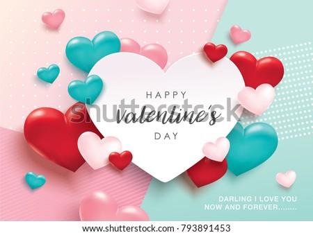 happy valentines day romance