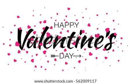 Abstract Valentine S Background Illustration Download Free Vector