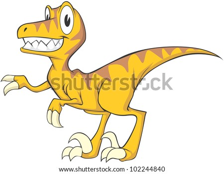 http://image.shutterstock.com/display_pic_with_logo/305461/102244840/stock-vector-happy-velociraptor-cartoon-102244840.jpg