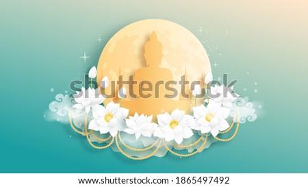 Happy Vesak Day, Buddha day