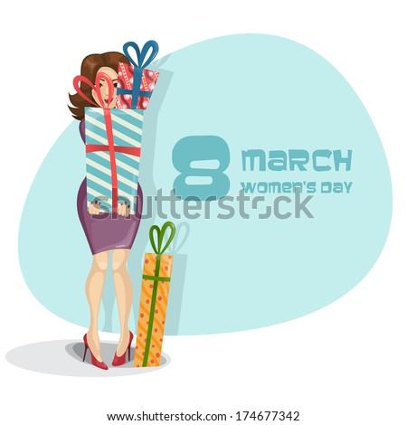 happy women's day  march 8
