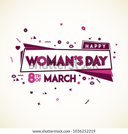 happy womens day 8th of march
