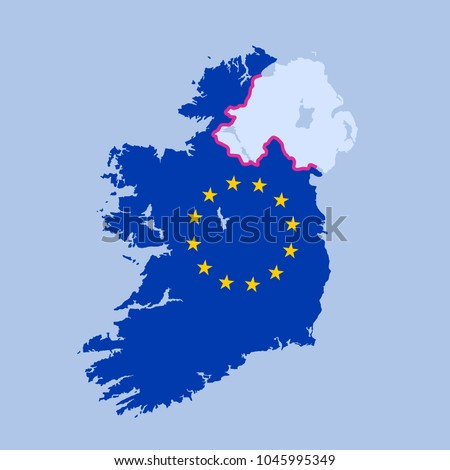hard border between northern