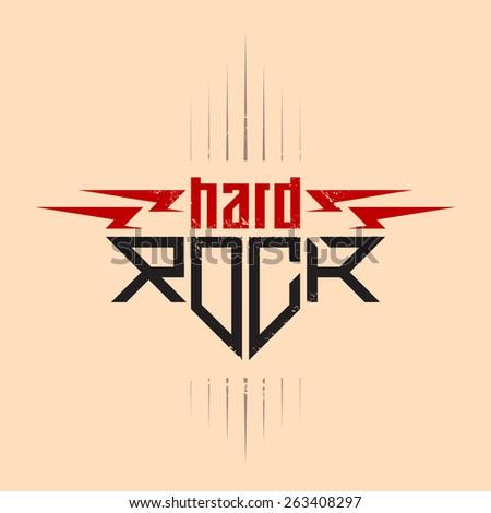 hard rock badge   original