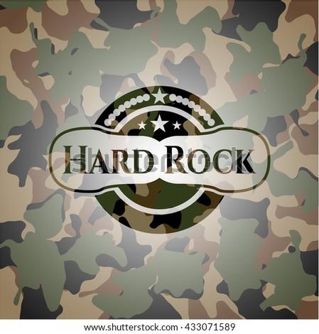 Hard Rock camo emblem
