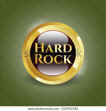 Hard Rock shiny badge