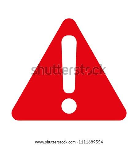 Harmful Symbol, Warning sign, Vector illustration, EPS10. #1111689554