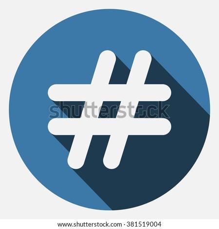 Hashtags Icon JPG