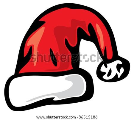 Hat Santa Claus (Santa Hat)