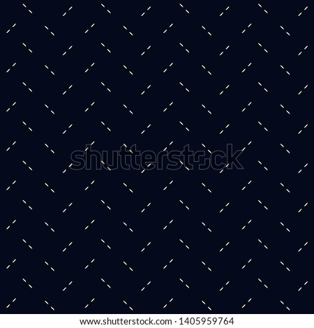 Hatch herringbone pattern seamless modern ornament. Minimal monochrome arrangement. Simple geometric design print block for apparel textile, ladies dress fabric, mens shirt, fashion garment, swimwear.
