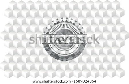 haven grey emblem vintage with